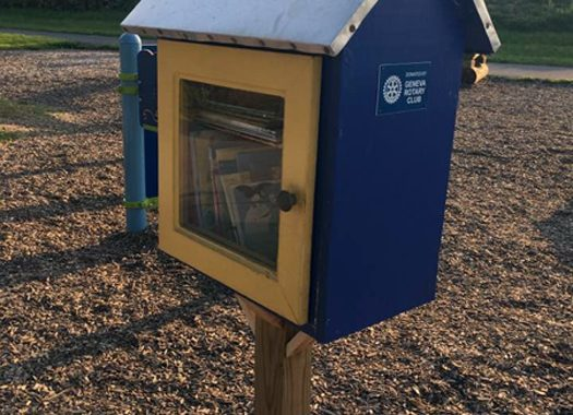 Geneva Rotary's Little Library