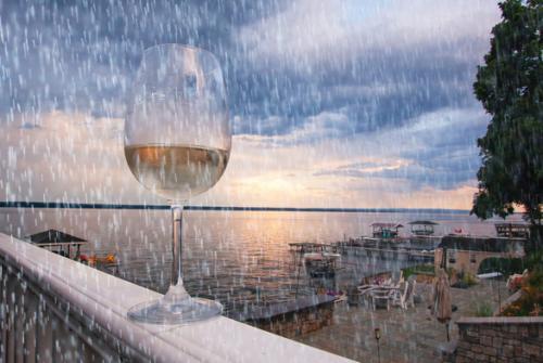 rain-wine